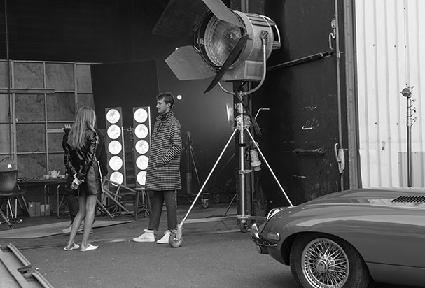 Behind The Scenes: Autumn Winter 2015 Campaign
