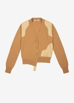 BROWN CASHMERE Knitwear - Bally