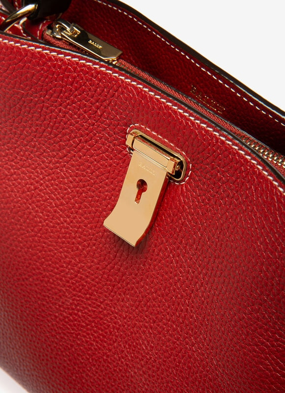 RED CALF Shoulder Bags - Bally