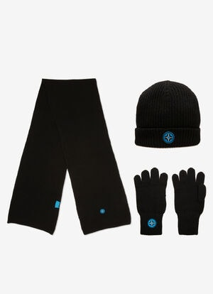 BLACK CASHMERE Gloves and Hats - Bally